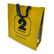 shopper tas - pp geweven